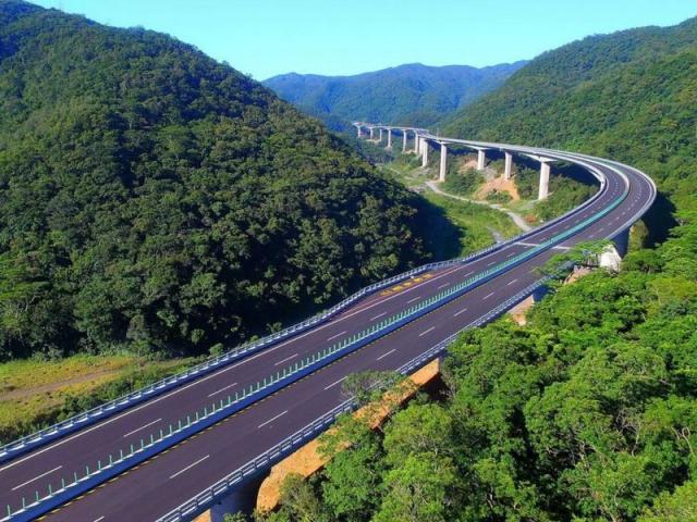 打通台灣任督二脈的幸福新公路