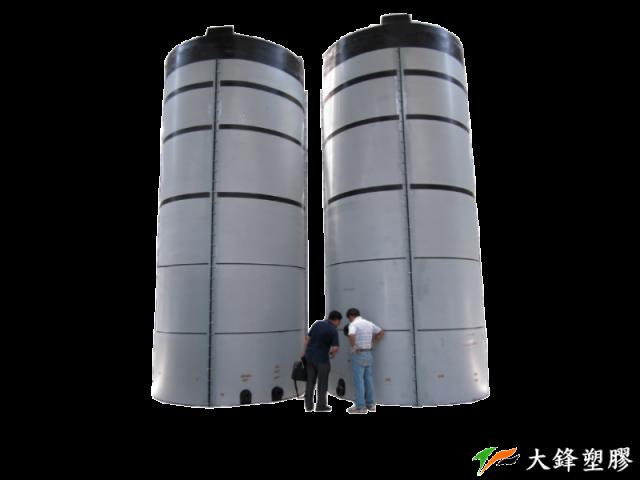 硫酸鹽酸的儲存桶槽